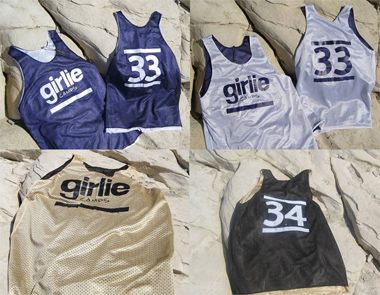 GirlieCamps T-shirts