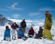 Freeride camp Verbier Girliecamps