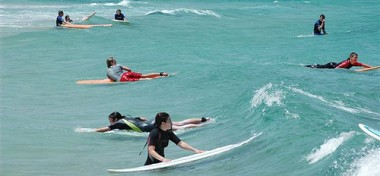 Surf camp Fuerteventura Girliecamps